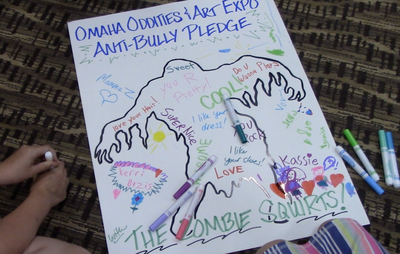 Anti-bullying zombie children's books