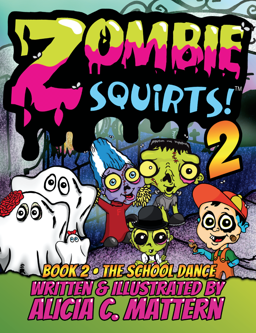 zombie antibullying children's books